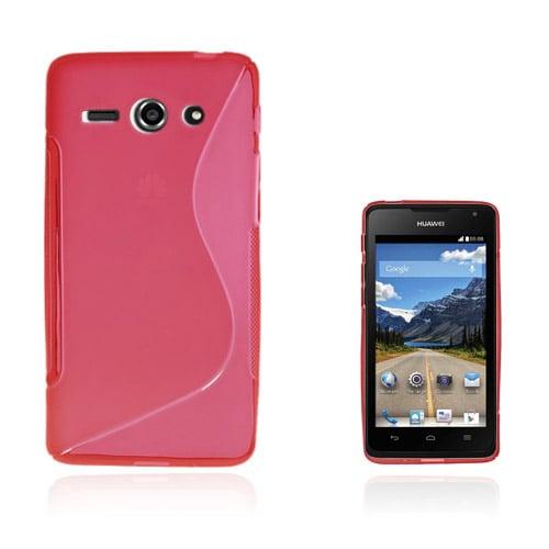 Lagerlöf Huawei Ascend Y530 Skal – Röd