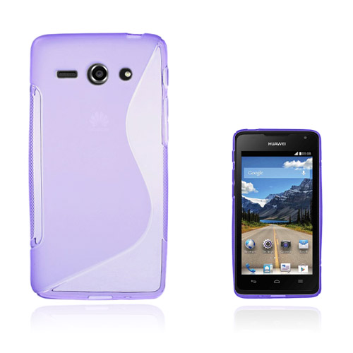 Lagerlöf Huawei Ascend Y530 Skal – Lila