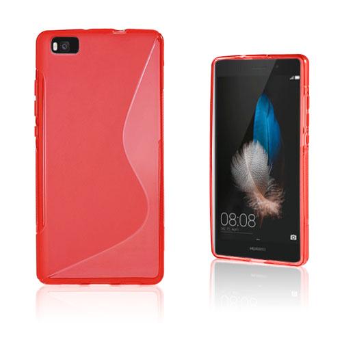Lagerlöf Huawei P8 Lite Skal – Röd