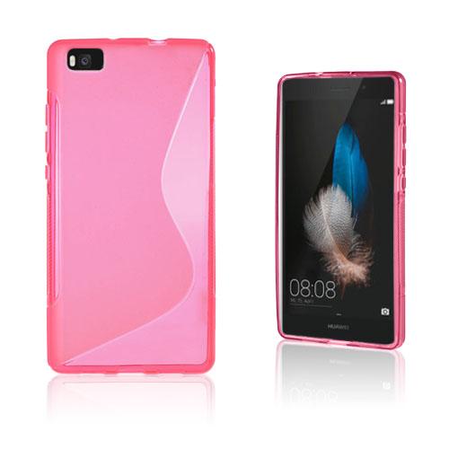 Lagerlöf Huawei P8 Lite Skal – Het Rosa