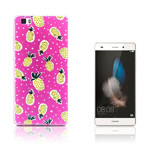 Westergaard Huawei Ascend P8 Lite Skal – Ananas och Prickar