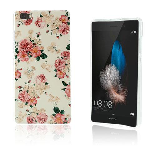 Westergaard Huawei Ascend P8 Lite Skal – Ro Blomma