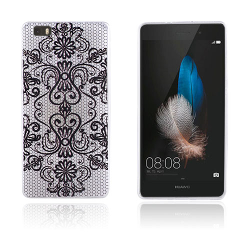 Westergaard Huawei Ascend P8 Lite Skal – Årgång Blomma