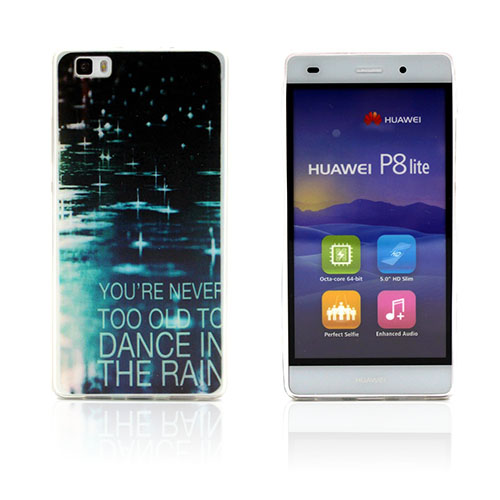 Westergaard Huawei Ascend P8 Lite Skal – You are Never too Old to Dance in the Rain
