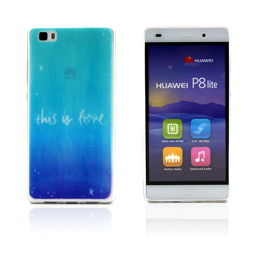 Westergaard Huawei Ascend P8 Lite Skal – This is Love Mönster