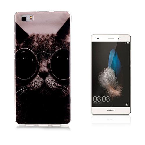 Westergaard Huawei Ascend P8 Lite Skal – Kyla Katten Glasögon