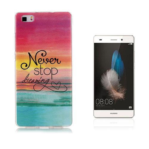 Westergaard Huawei Ascend P8 Lite Skal – Never Stop Dreaming