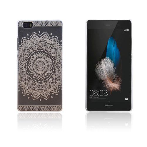 Christensen Mönster Huawei Ascend P8 Lite Skal – Mandala Blomma