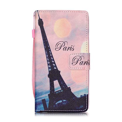 Moberg Huawei Ascend P8 Lite Fodral – Paris Eiffeltornet