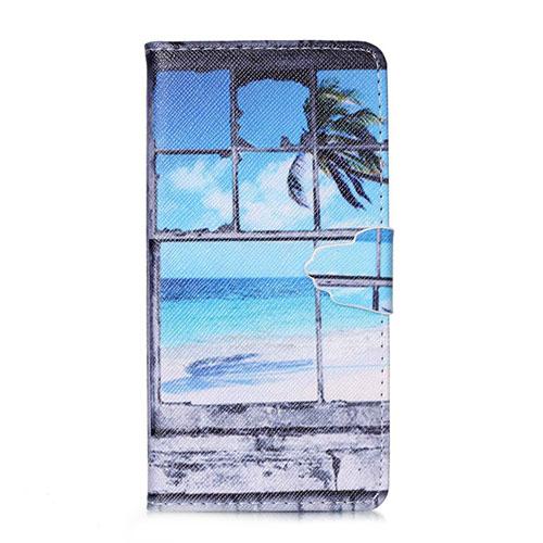 Moberg Huawei Ascend P8 Lite Fodral – Stranden