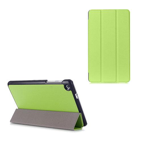 Gaarder Lines Huawei MediaPad M1 8.0 Läder Flip Fodral – Grön