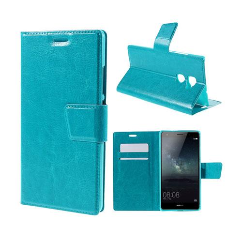 Horst Huawei Mate S Läder Fodral – Blå