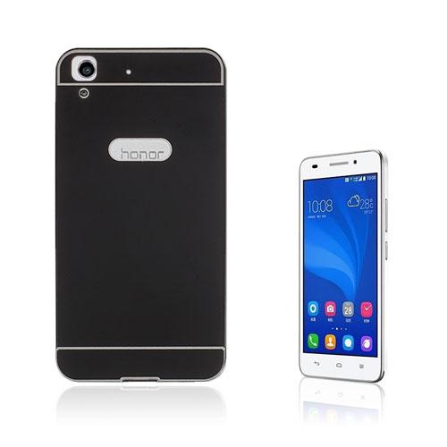 Egeland Huawei Honor Y6 Bumper – Svart