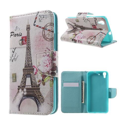 Moberg Flip Huawei Honor Y6 Fodral – Paris Eiffeltornet