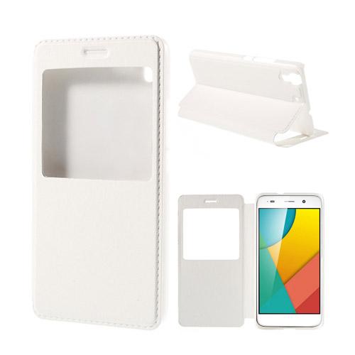 Window Huawei Honor Y6 Fodral – Vit