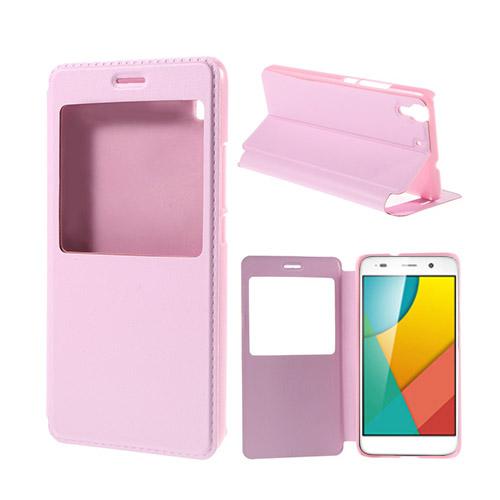 Window Huawei Honor Y6 Fodral – Rosa