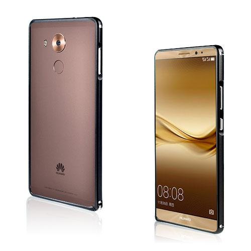 Remes Huawei Mate 8 Metall Stötfångare – Svart
