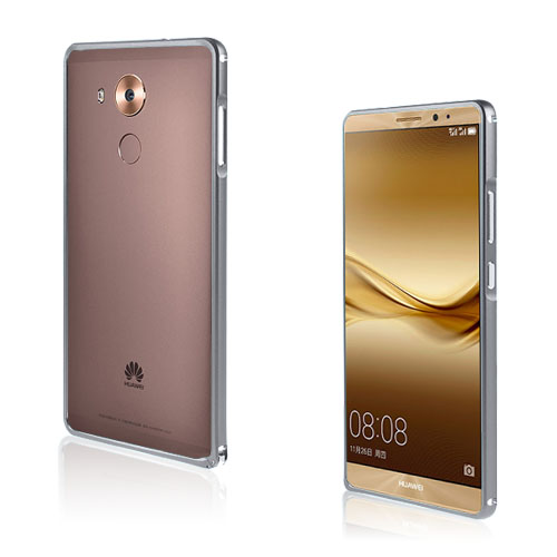 Remes Huawei Mate 8 Metall Stötfångare – Grå