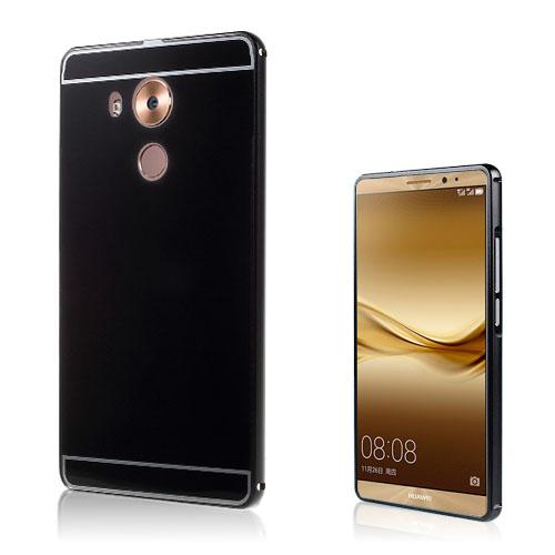Egeland Huawei Mate 8 Aluminumlegerings Skal – Black