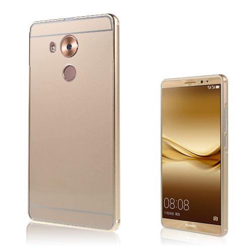 Egeland Huawei Mate 8 Aluminumlegerings Skal – Guld
