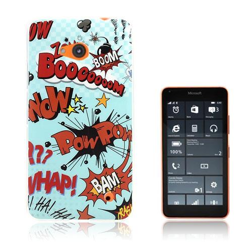 Westergaard Microsoft Lumia 640 Skal – Boom Pow Bam