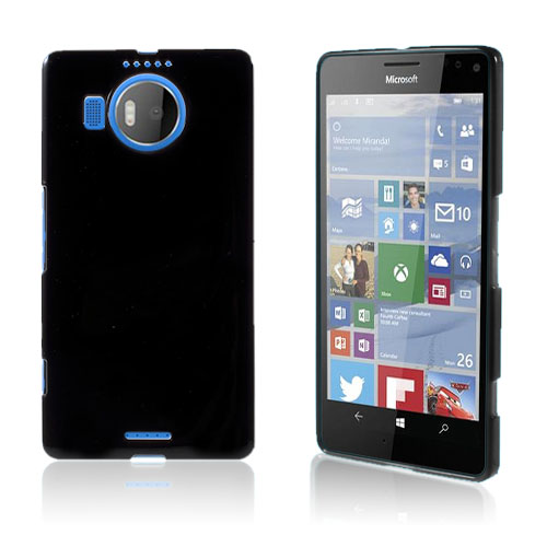 Sund Microsoft Lumia 950 XL Skal – Svart