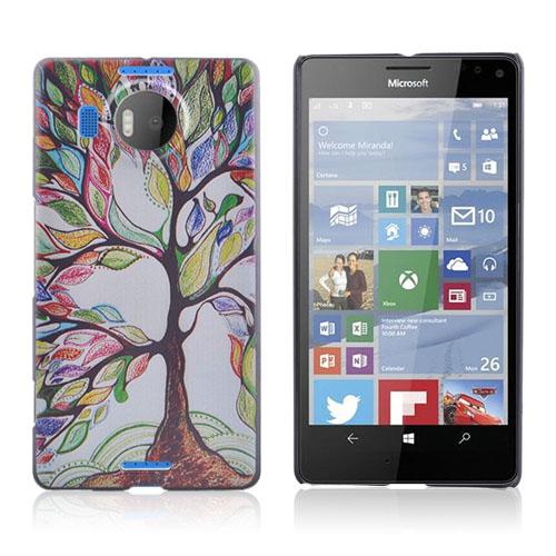 Westergaard Microsoft Lumia 950 XL Skal – Färgstarkt Träd