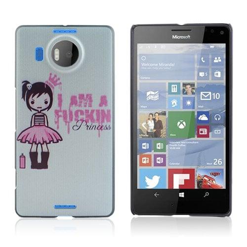 Westergaard Microsoft Lumia 950 XL Skal – I Am A Princess