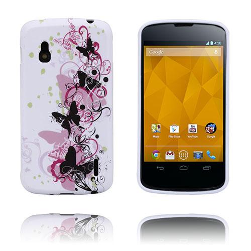 Symphony (Fyra Fjärilar) LG Google Nexus 4 Skal
