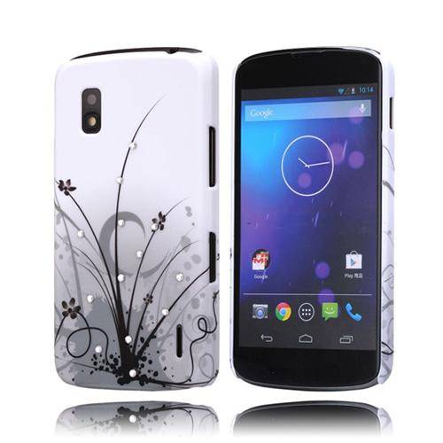 Princess (Svart Bush) LG Goolge Nexus 4 Skal