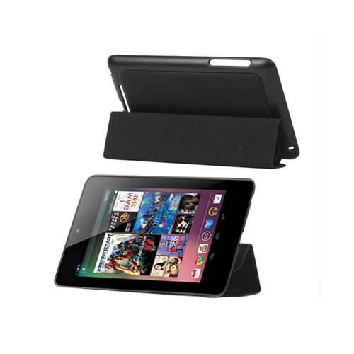 Techno (Svart) Google Nexus 7 Fodral