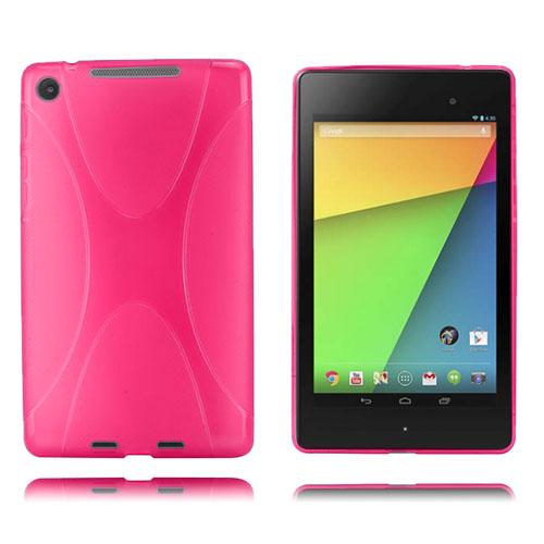 X-Line (Rosa) Google Nexus 7 (2013) Skal