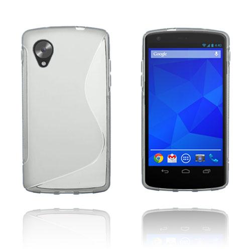 S-Line (Grå) Google Nexus 5 Skal