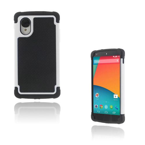 Impact (Vit) Google Nexus 5 Ultra-Safe Skal