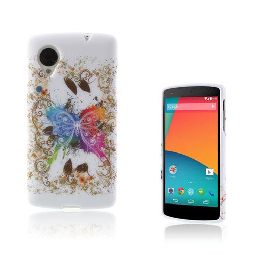 Symphony (Stor Fjäril) Google Nexus 5 Skal