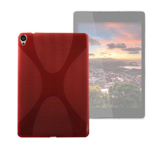 Kielland Google Nexus 9 Läder Fodral – Röd