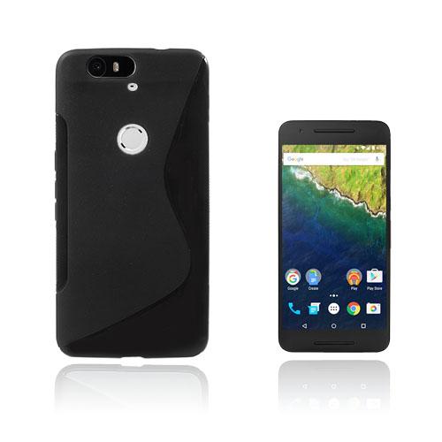 Lagerlöf Google Nexus 6P Skal – Svart