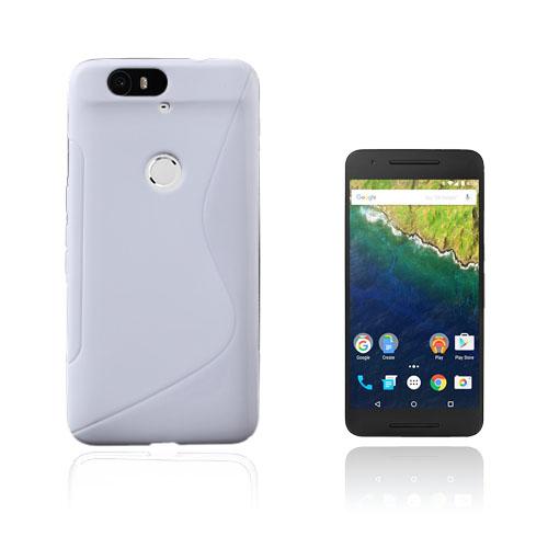 Lagerlöf Google Nexus 6P Skal – Vit
