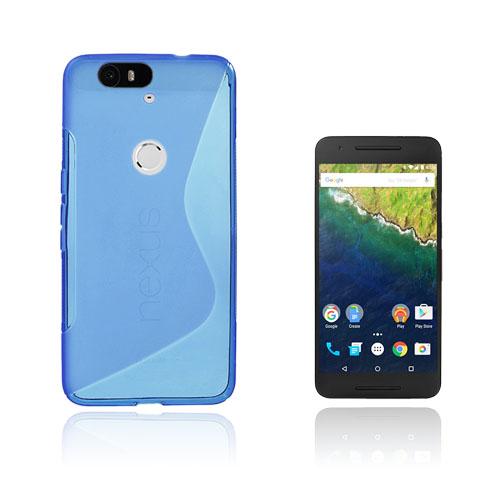 Lagerlöf Google Nexus 6P Skal – Blå