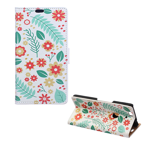 Moberg Google Nexus 6P Fodral – Blomma och Löv