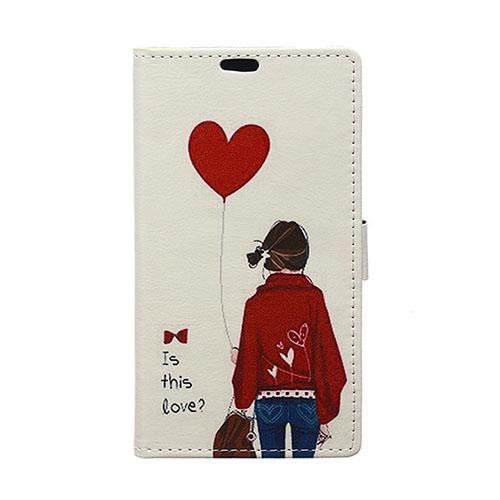 Moberg Google Nexus 5X Fodral – Flicka och Is This Love