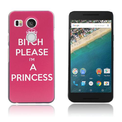 Persson Moments LG Nexus 5X – Krona och Text