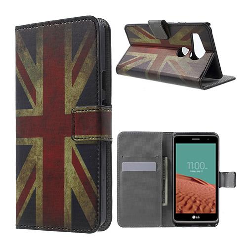 Moberg Google Nexus 5X Fodral – Vintage Brittiska Flaggan