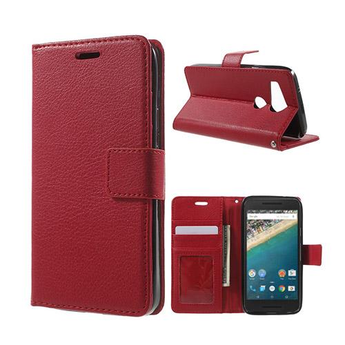 Garborg Google Nexus 5X Fodral – Röd