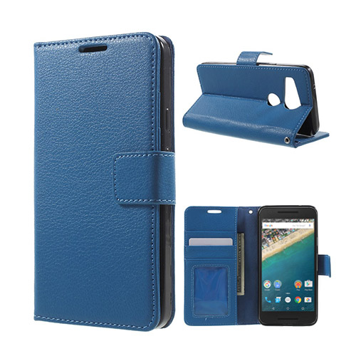 Garborg Google Nexus 5X Fodral – Blå