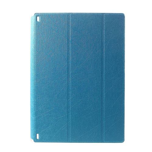 Hazel Lines Lenovo Yoga Tablet 2 8.0 Läder Stativ Fodral – Baby Blå