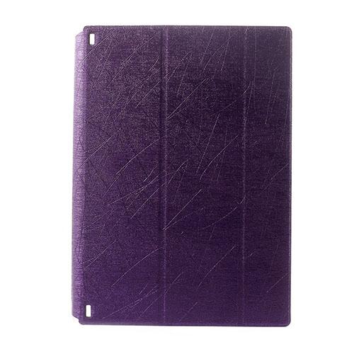 Hazel Lines Lenovo Yoga Tablet 2 8.0 Läder Stativ Fodral – Lila