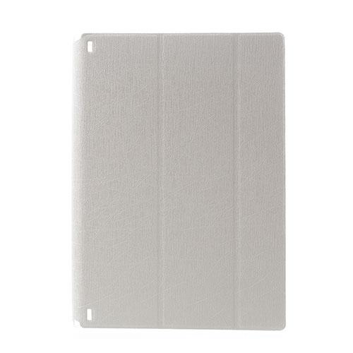 Hazel Lines Lenovo Yoga Tablet 2 10.1 Stativ Fodral – Vit