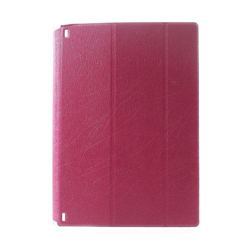 Hazel Lines Lenovo Yoga Tablet 2 10.1 Stativ Fodral – Het Rosa