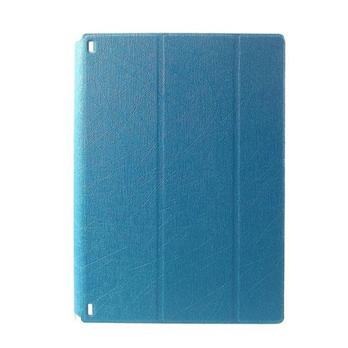 Hazel Lines Lenovo Yoga Tablet 2 10.1 Stativ Fodral – Babyblå